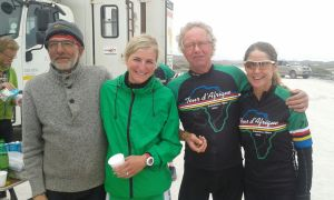 Hollanders; strong cyclists and very lovely people